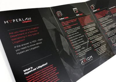 HyperLaw Litigation Brochure