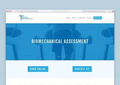 Active Chiropractic Website